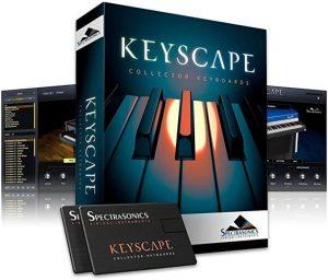 Spectrasonics Keyscape mac Crack