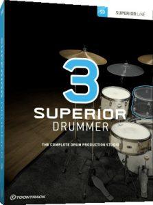Toontrack Superior Drummer crack