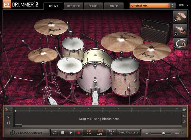 ezdrummer 2 free download