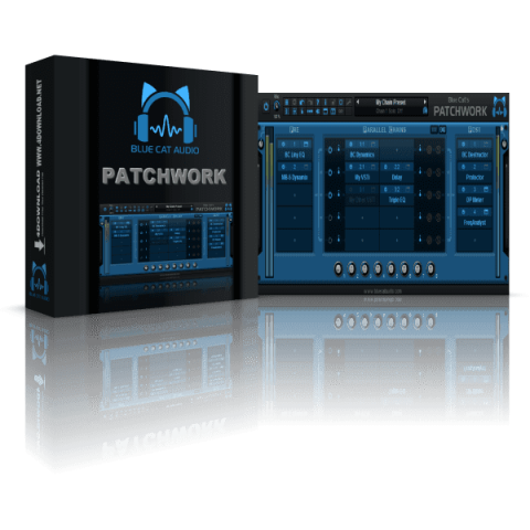 Blue Cat PatchWork Crack