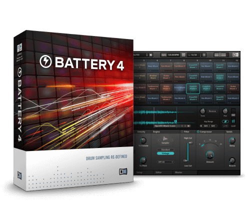 Native instruments battery 4 serial number