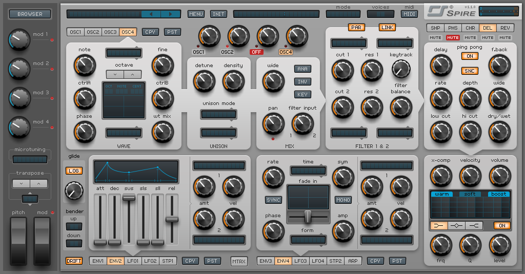 reveal sound VST free download