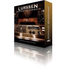 Lurssen Mastering Console Crack