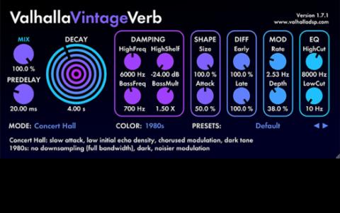 Valhalla Vintage Verb Crack