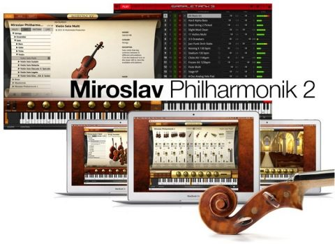 Philharmonik VST Crack