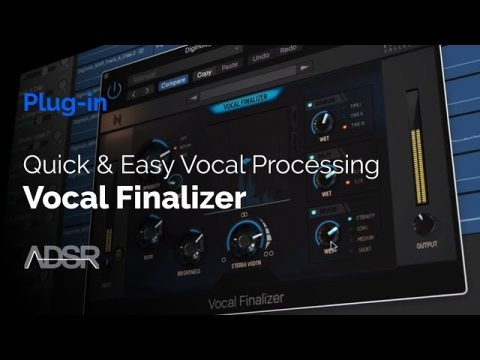 Vocal Finalizer Crack